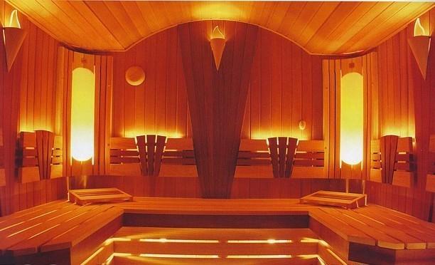 Дизайн финских саун