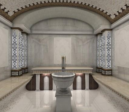 Строительство турецких бань хамам