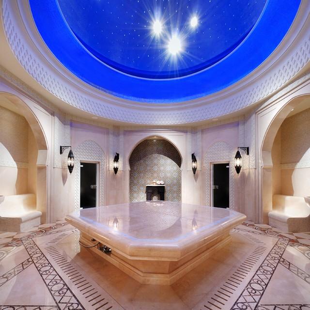 Дизайн турецких бань хамам