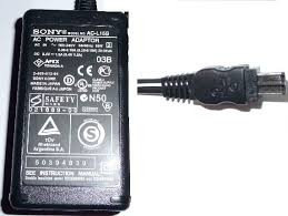 Сетевой адаптер Sony AC-L15B, фото 3
