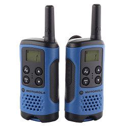 Motorola Портативные Радиостанции TLKR T41 (пара)