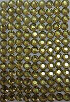 Стразы термоклеевые SS 10 № 114 (light yellow) - 1440 шт.