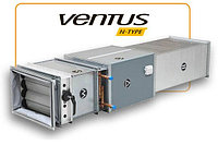 Канальный вентиляционный агрегат NVS-N80-R-F/NVS_HV, фото 1