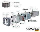 Канальный вентиляционный агрегат NVS-N36-R-F/NVS_HV, фото 3