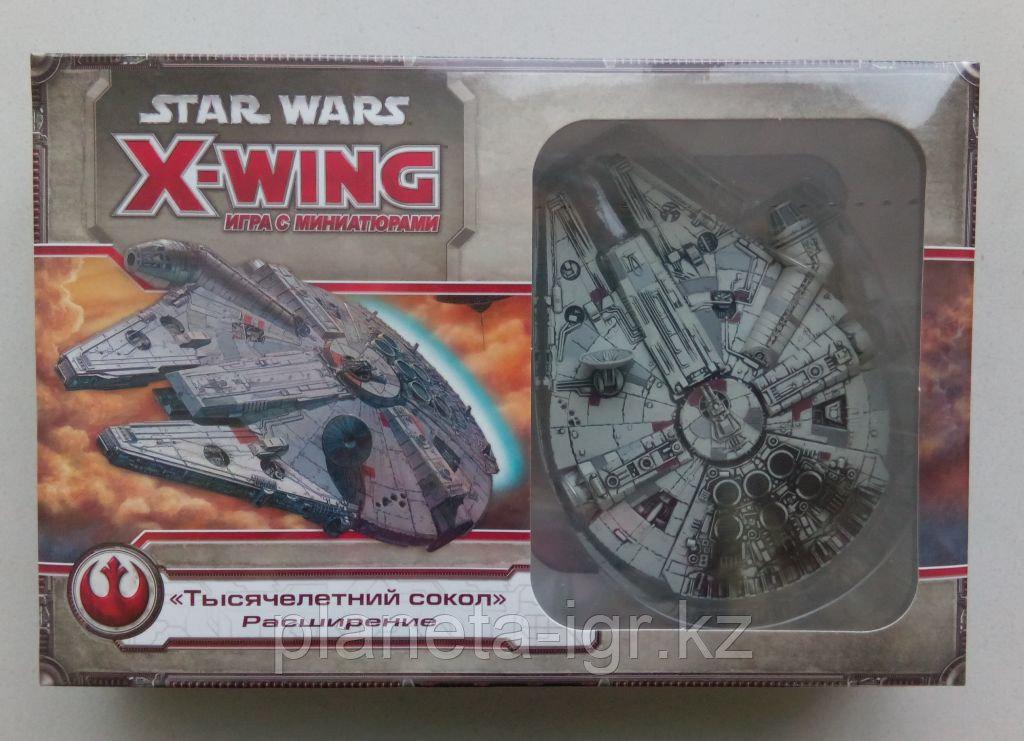 Настольная игра Star Wars: X-Wing. Расширение «Тысячелетний сокол»