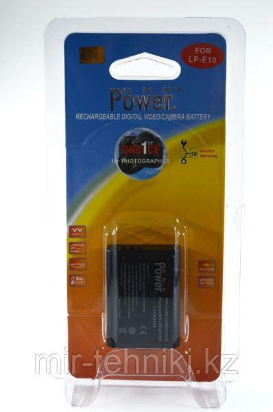 Аккумулятор DMK Canon LP-E10