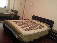 Кровать венге с тумбочками