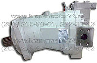 Гидромотор грузовой лебедки автокрана 303.3.112.501,303.4.112.501.002, 303.3.112.1000, 310.2.112.00