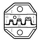 Pro`skit CP-236DC Насадка для обжима CP-371  (0,5 - 4 кв,мм), фото 2