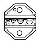 Pro`skit CP-236DN Насадка для обжима CP-371 (0,5 - 8,3 кв,мм), фото 2