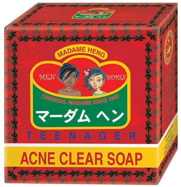 Мыло от угрей