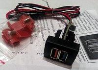 USB зарядное устройство Калина2, Гранта, Приора, Датсун