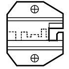 Pro`skit 1PK-3003D14 Насадка для обжима 1PK-3003F  (RG45), фото 2