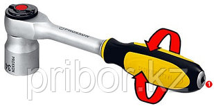 "23084 Proxxon Ротационная трещотка на 1/2"" с вращающейся рукояткой"