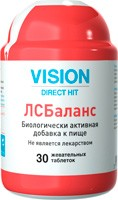 БАД ЛС Баланс — препарат для снижения холестерина и веса. Очищение сосудов от холестериновых бляшек