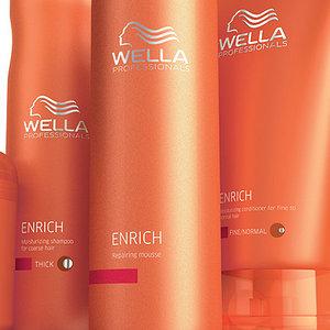 ENRICH: для сухих и поврежденных волос
