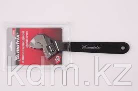 Ключ разводной Matrix 200mm, 250mm