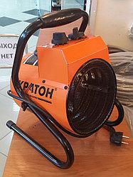 Электрическая тепловая пушка КРАТОН EPH-2,0/200 C