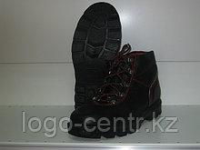 """Ботинки """"Крафт"""" юфтевые с металлическим подноском, арт.0103"""