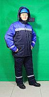 Костюм рабочий зимний, Костюм зимний утепленный, РАЗМЕРЫ только 52-54, 56-58, 60-62, фото 1