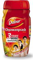 Чаванпраш классический, Дабур/Dabur, 550 гр, иммунитет, профилактика онкологических заболеваний, очищение