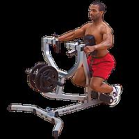 Тяга с упором в грудь на свободных весах ф26    (GSRM40), фото 1