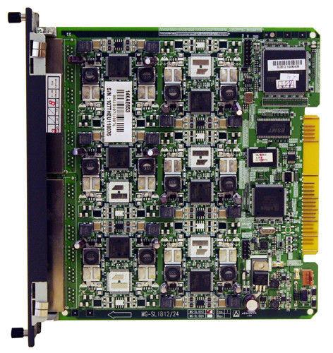 SLIB24 - плата интерфейса 24 внутренних абонентов