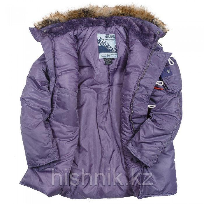 Куртка Аляска SAPPORO MONTANA GRAPE
