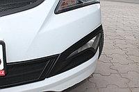 Накладки на птф Hyundai Accent (Solaris) 2014+