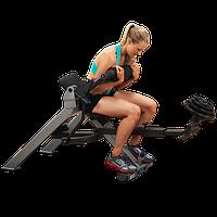 Тренажер для мышц брюшного пресса спины на свободном весе ф50