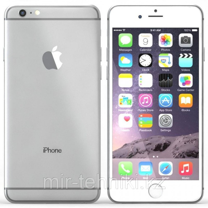 Apple Iphone 6 White 16gb