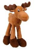 """Trixie (Трикси) 35837 Игрушка для собак плюшевая, пищащая, """"Лось"""", размер 30 см"""