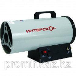 Тепловая пушка газовая ТПГ-15, 3-15 кВт, 330 м3/ч, 0,76-1,2 кг/ч, вес 5,5 кг