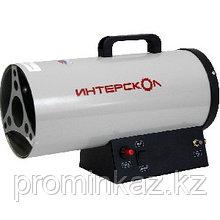 Тепловая пушка газовая ТПГ-30, 3-30 кВт, 760 м3/ч, 0,8-2,28 кг/ч, вес 7,6 кг.