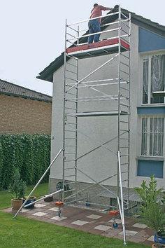 Передвижная вышка-тура ProTec, рабочая высота 11,3м