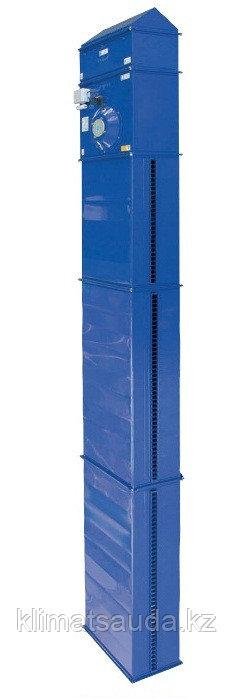 Промышленная тепловая завеса DoorMaster P-8E-450
