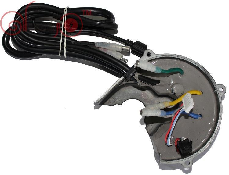 Bafang Controller BBS02 48V  750W  25A