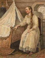 История детской кроватки