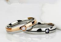 """Парные кольца для влюбленных """"Ласковые"""""""