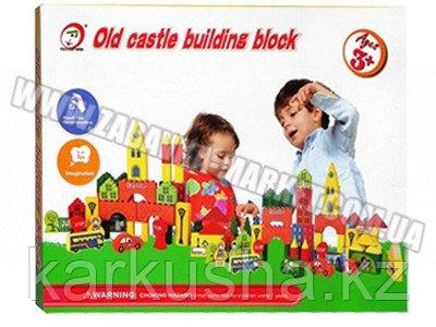 Big Old Castle Деревянный конструктор - Замок