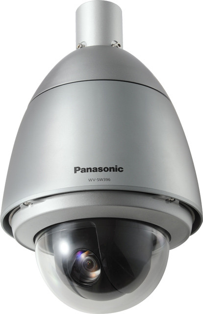 Panasonic WV-SW396 HD Внешн. поворотная вандалозащищенная сетевая камера х72 зум