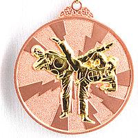 Медаль рельефная ТАЭКВОНДО (бронза), фото 1