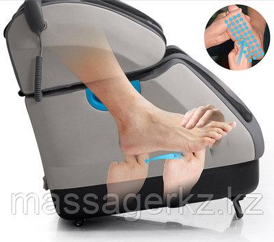 Только в октябре, купи массажер для ног со скидкой до 30%