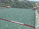 Гибкая черепица RUFLEX MINT Sota (Зеленый), минерал-битум, Гарантия 15 лет!, фото 4
