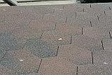 Гибкая черепица RUFLEX MINT Sota (Коричневый), минерал-битум, Гарантия 15 лет! +77075705151, фото 5