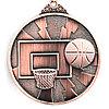 Медаль БАСКЕТБОЛ (бронза)