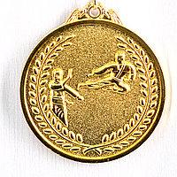 Медаль КАРАТЕ (золото), фото 1