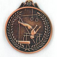 Медаль СПОРТИВНАЯ ГИМНАСТИКА (бронза), фото 1