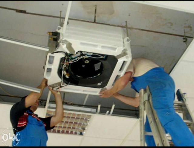 Монтаж систем отопления, вентиляции и кондиционирования