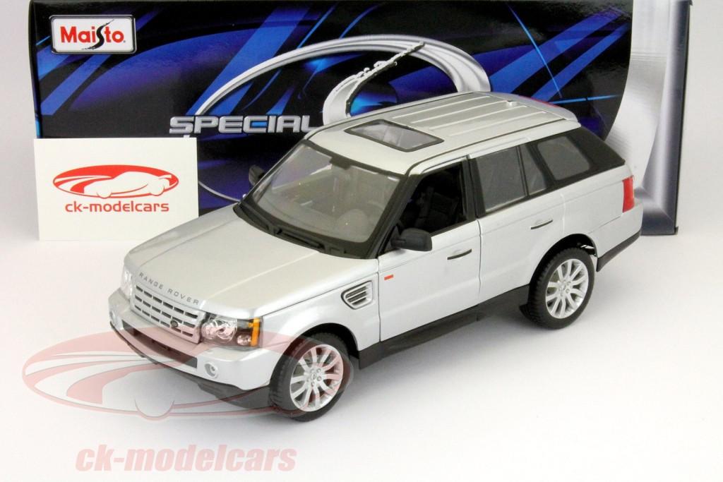 1/18 Maisto Коллекционная модель Range Rover Sport